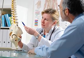 posture spine mesothelioma