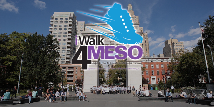 iwalk4meso success - Mesothelioma clinic